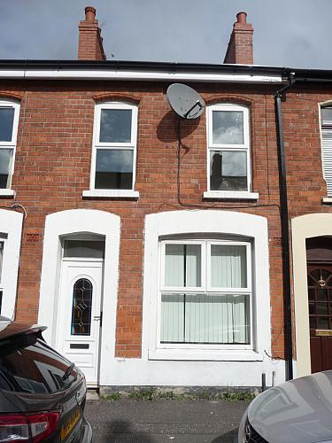 13 Carrington Street, Belfast